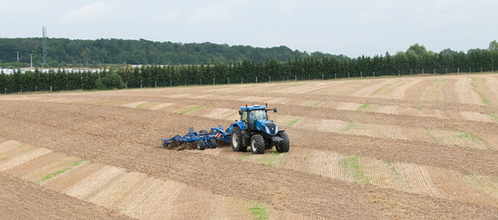 CenterPoint RTX New Holland