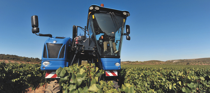 BRAUD 9000L New Holland