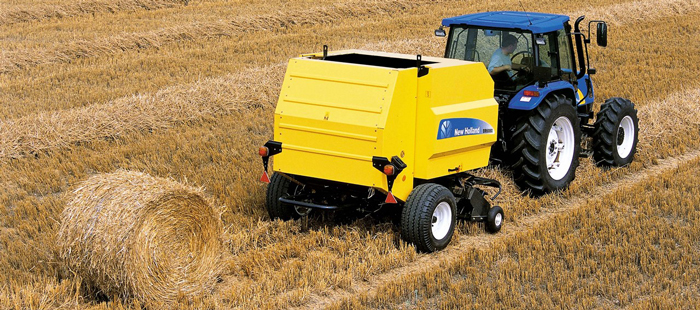 BR6000 New Holland