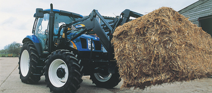 T6000 New Holland
