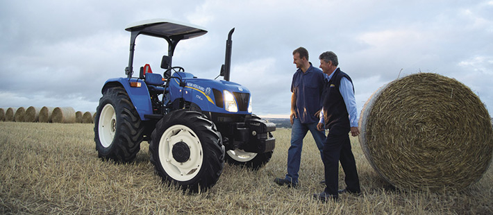 TT4 New Holland